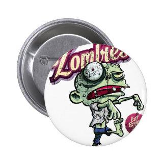 Zombies eat Brains Boton