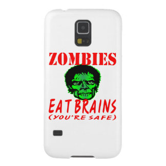 Zombies Eat Brains (You're Safe) Galaxy S5 Cover