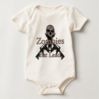 Zombies eat lead baby creeper