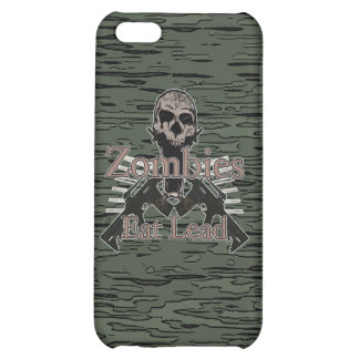 Zombies Eat Lead Cover For iPhone 5C