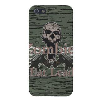 Zombies Eat Lead iPhone SE/5/5s Case