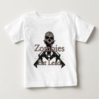 Zombies eat lead shirt