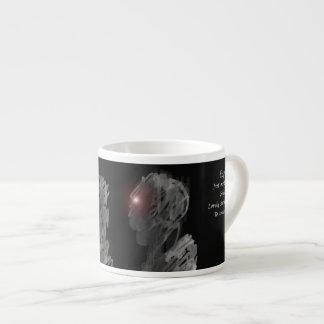 Zombies Espresso mug