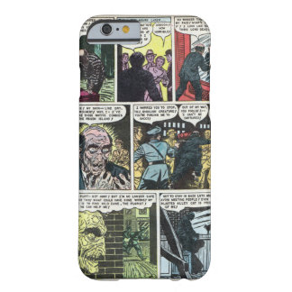 Zombies From Prison Island iPhone 6-6s Case