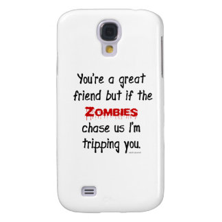 Zombies Galaxy S4 Case