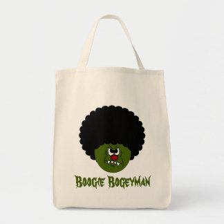 Zombies Go Boogie at the Disco on Halloween Tote Bag