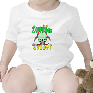 Zombies Groovy 70s 1 Creeper
