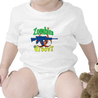 Zombies groovy creeper