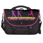 Zombies Hate Fast Food (Girls) Bags For Laptop