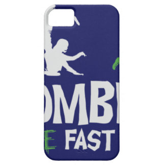Zombies HATE Fast Food iPhone SE/5/5s Case