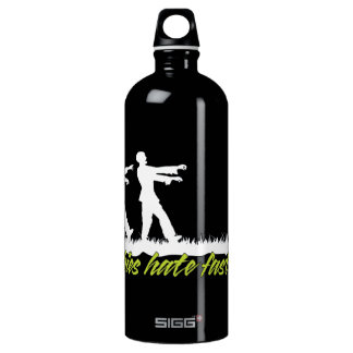 Zombies Hate Fast Food SIGG Traveler 1.0L Water Bottle
