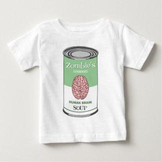 Zombie's Human Brain Soup Baby T-Shirt