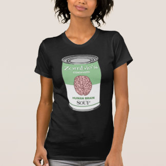 Zombie's Human Brain Soup T-Shirt