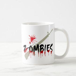 Zombies Hunter Coffee Mug
