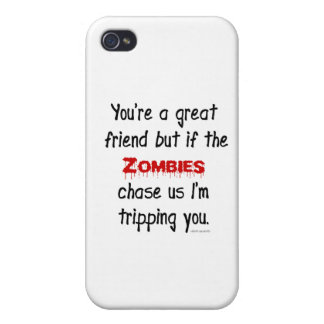 Zombies iPhone 4/4S Cases