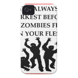 ZOMBIES iPhone 4 Case-Mate CASE
