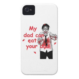 Zombies iPhone 4 Cover