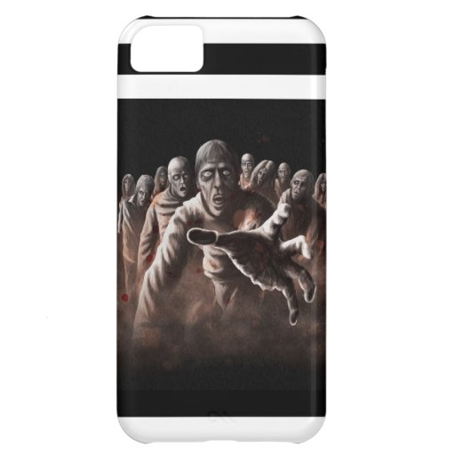 zombies iphone 5 case