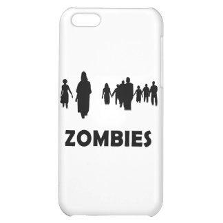 Zombies iPhone 5C Covers