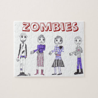 Zombies Jigsaw Puzzle