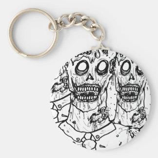 Zombies! Keychain