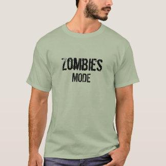 Zombies Mode Tshirt