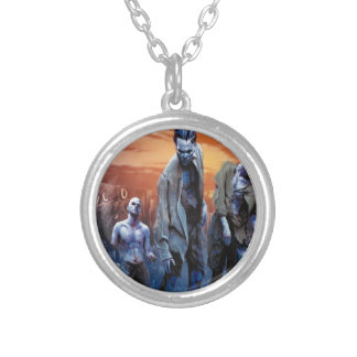 Zombies! Personalized Necklace