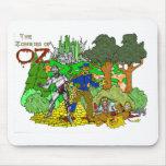 Zombies of OZ Mousepad