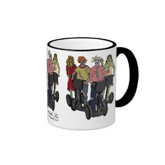 Zombies on Segways 2, mug