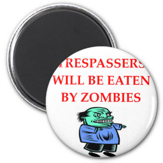ZOMBIES.png 2 Inch Round Magnet