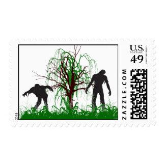 zombies postage