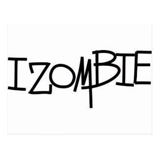 Zombies! Postcard