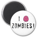 Zombies! Refrigerator Magnets