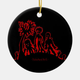 Zombies Rising Ornament