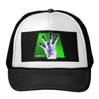 Zombies Rule Trucker Hat
