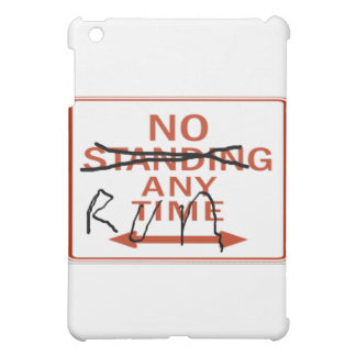 Zombies Run iPad Mini Cases