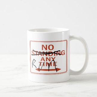 Zombies Run Classic White Coffee Mug
