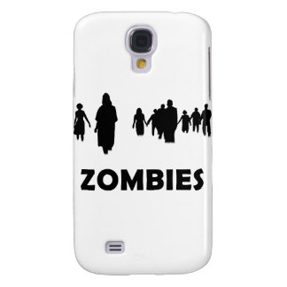 Zombies Samsung Galaxy S4 Case