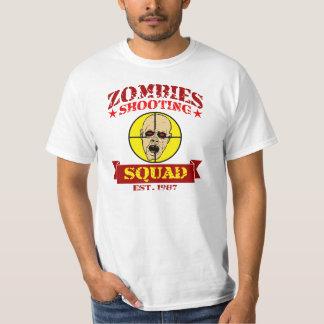 Zombies Shooting Squad T-Shirt
