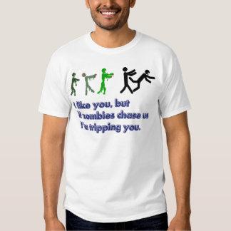 Zombies trip Tee T Shirt