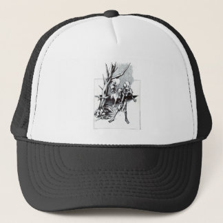 Zombies Trucker Hat