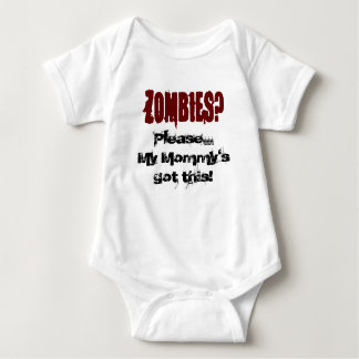 Zombies? Tee Shirt