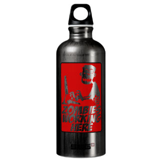 Zombies Working Here SIGG Traveler 0.6L Water Bottle