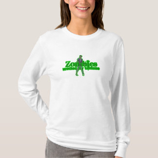 Zombies Wrecked My Costume - Halloween T-Shirt