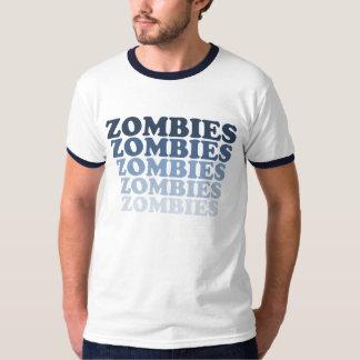 Zombies Zombies Zombies Zombies Shirt