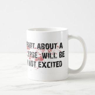 ZombieVerse Classic White Coffee Mug