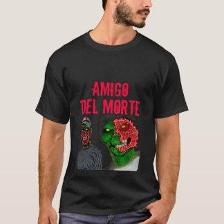 ZOMBIEZ AMIGO DEL MORTE MENS T-SHIRT