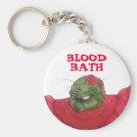 ZombieZ Blood Bath Key Chain