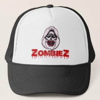 ZombieZ  HOODED LIP-LESS ZOMBIE TRUCKERS CAP