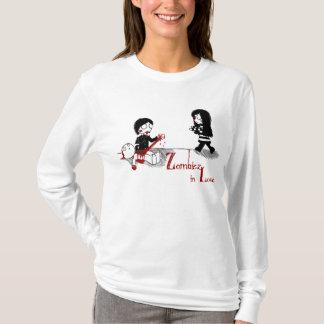 Zombiez in love T-Shirt